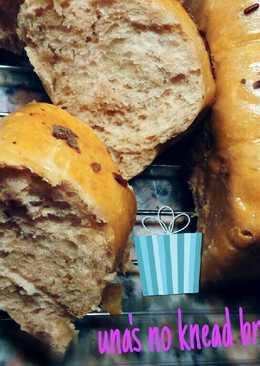 Roti sobek tanpa ulen
