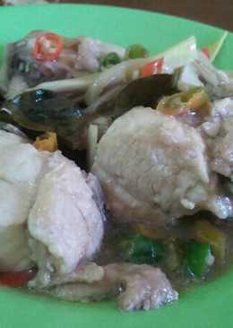 Ayam rempah pedas