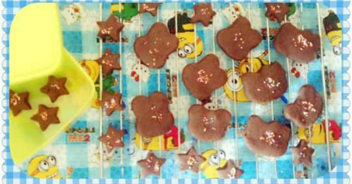 Resep Jelly Cookies