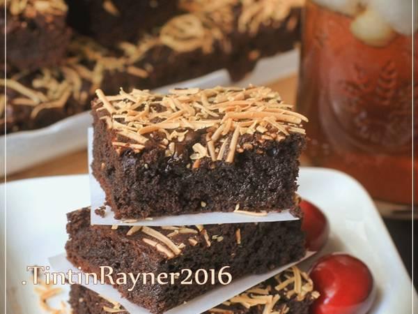 Brownies Cokelat Moist Yummy no BP&Soda Kue