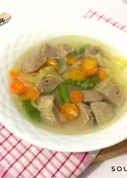 Soup Bakso #11