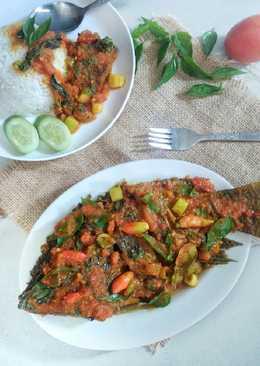 Ikan Nila Bumbu Woku