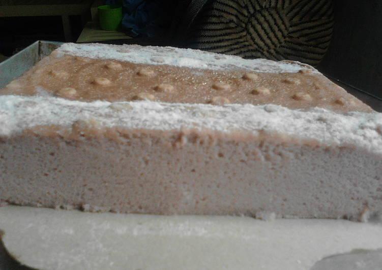 Ogura Taro Cake #BikinRamadanBerkesan