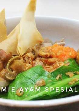 Mie Ayam Spesial