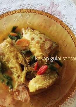 Kakap Gulai Santan #seafoodfestival