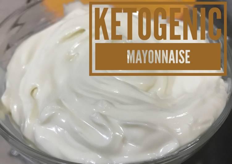 Resep Mayonnaise Keto - Rina Ardis Rhaxma