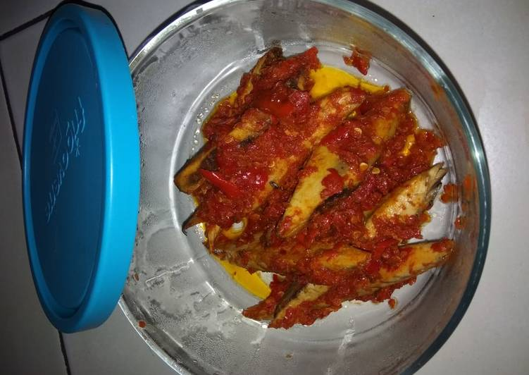 Ikan Tongkol Balado #BikinRamadhanBerkesan #1