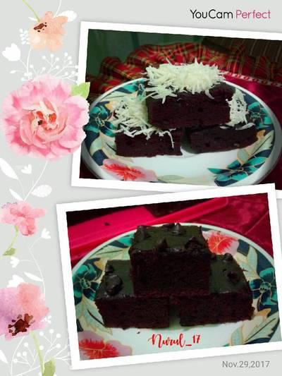 Avocado Brownies Oven&Kukus #Brownies Alpukat