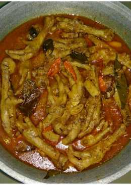 295 Resep Ceker Pedas Kuah Kecap Enak Dan Sederhana Cookpad