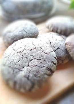 Chocolate Lace Crisps #BikinRamadanBerkesan