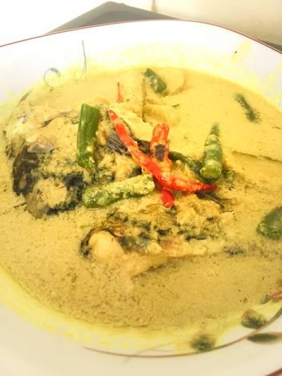 Gulai Ikan Nila Kuning
