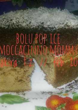Bolu pop ice moccacinno ala amii kia