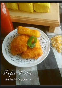 Tofu Katsu