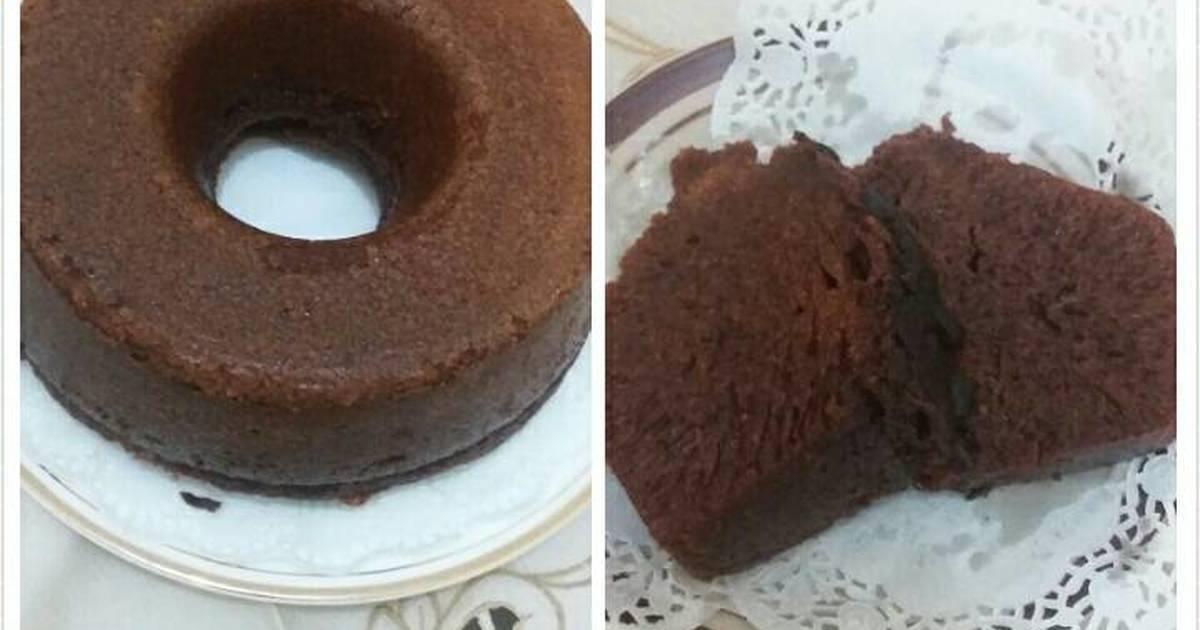 Resep Caramel Cake/bolu sarang semut anti gagal
