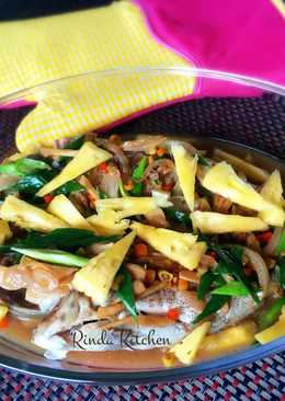 Tim Ikan Nenas/ Steam Fish