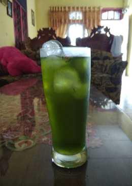 Ice Lemon Tea nya Keto