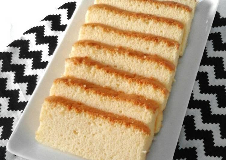 Ogura Tape 2 (ekonomis versi Loyang Loaf)