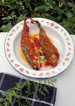 27# ikan kembung balado