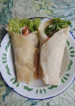 Tortilla / Kebab