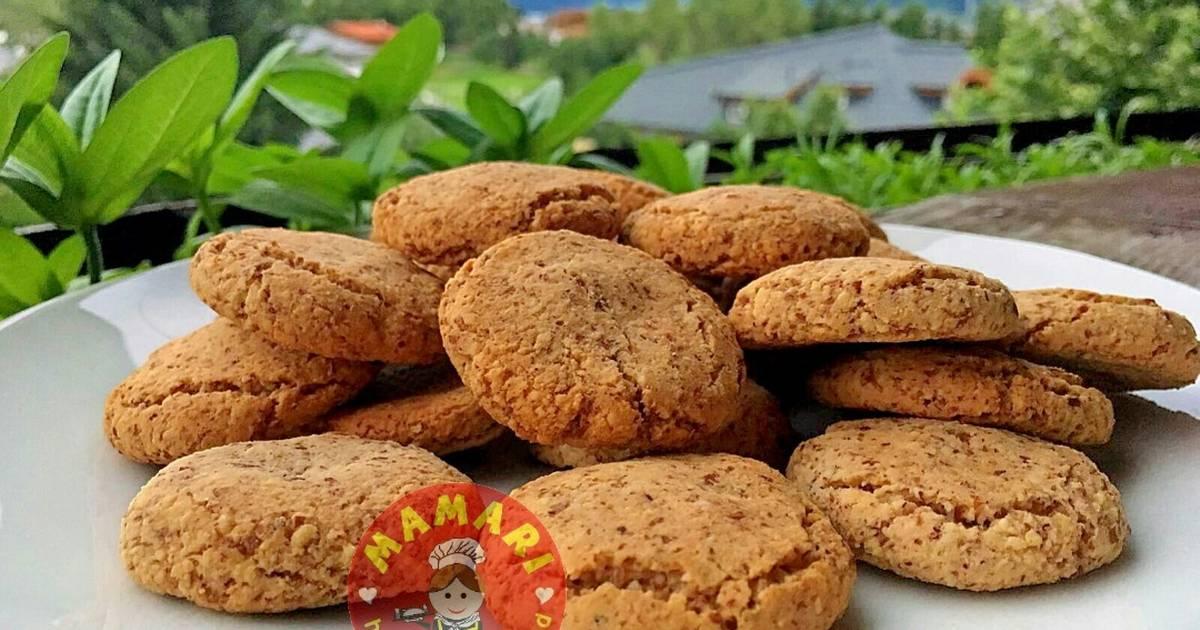 101 resep kue kering almond rumahan yang enak dan