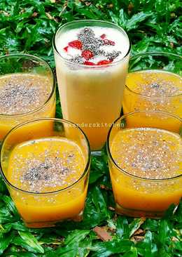Image Result For Resep Minuman Juice Mangga