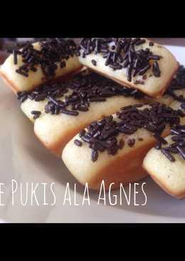 Kue Pukis ala Agnes
