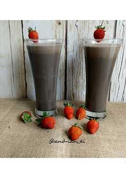 Black Choco Milkshake