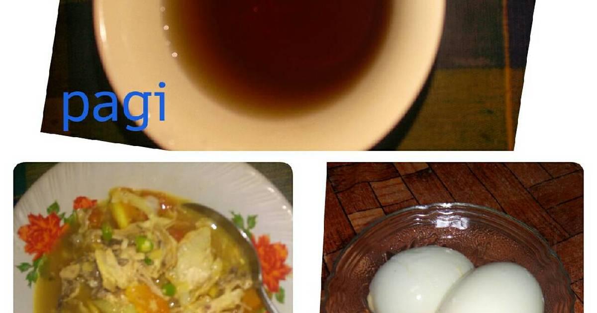 Resep Diet mayo dinner day 1 tumis buncis daging giling By Yovita Irawati