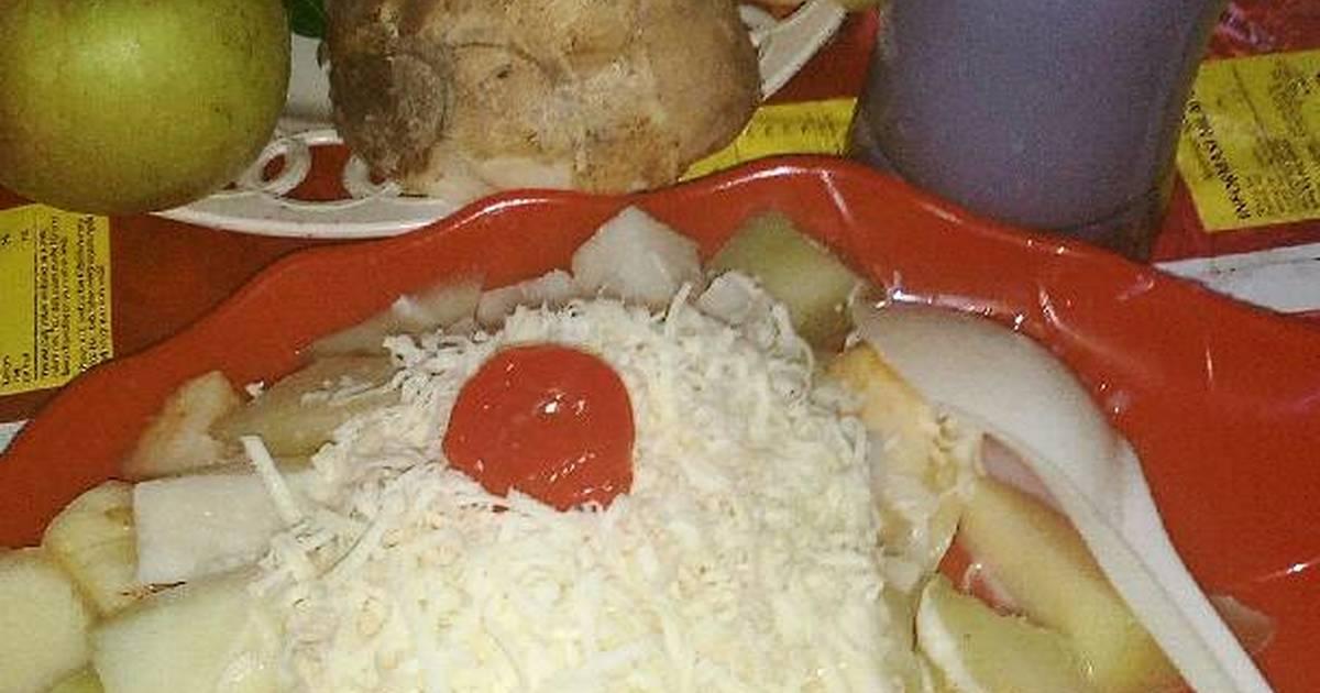 737 resep mayones salad buah enak dan sederhana - Cookpad