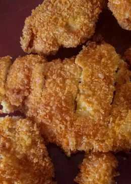 Chicken katsu Ala bunda nadra