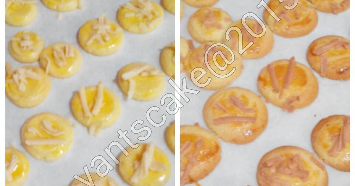 Resep Cookies Lekker Holland (Resep Siti Chaeroni)