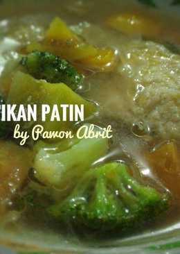 Sup Ikan Patin Simple
