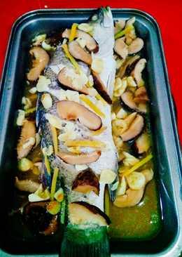 Tim ikan kerapu(jamur siangku)