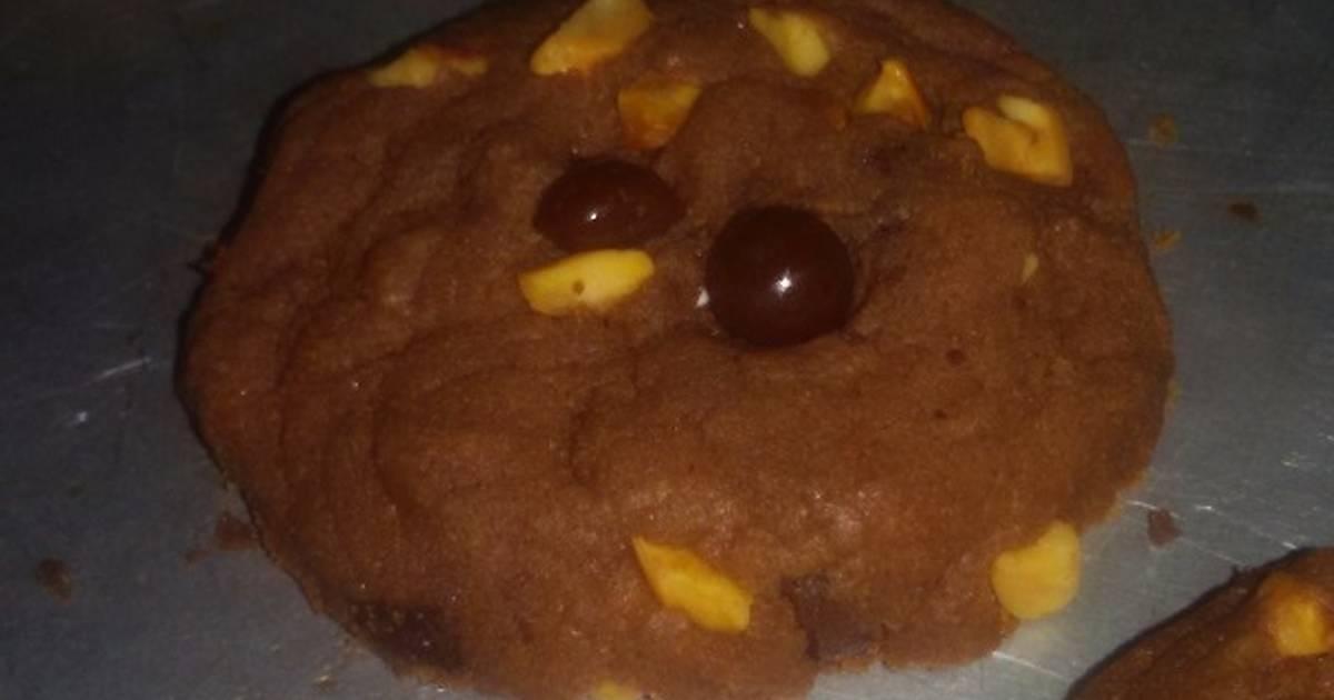 Resep Coklat kacang Cookies