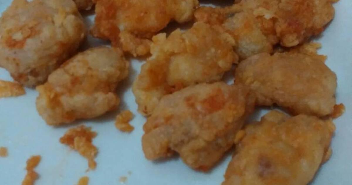 Resep Ayam Goreng Kulit Kriuk Enak Tanpa Minyak