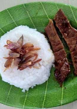 Nasi Uduk Rumahan?🏠