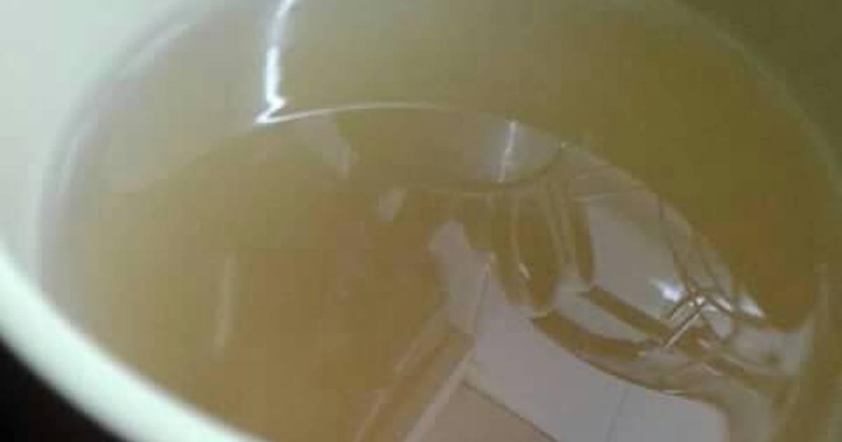 Resep LEMON GRASS & GINGER TEA