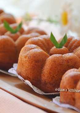 Bolu Sakura (eggless)