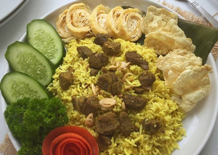 Resep Nasi Kebuli By Fitri Sasmaya