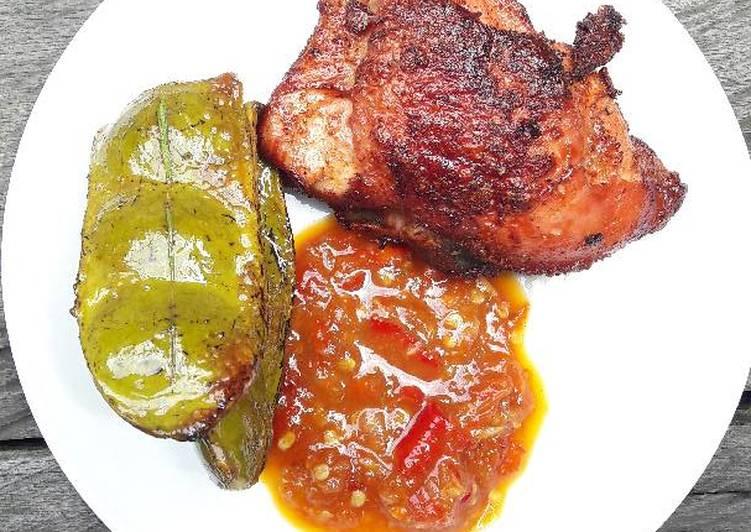 Ayam Goreng Saus Tomat #bikinramadhanberkesan