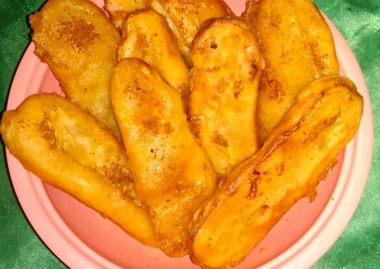 gambar untuk resep 30. Pisang goreng mentega