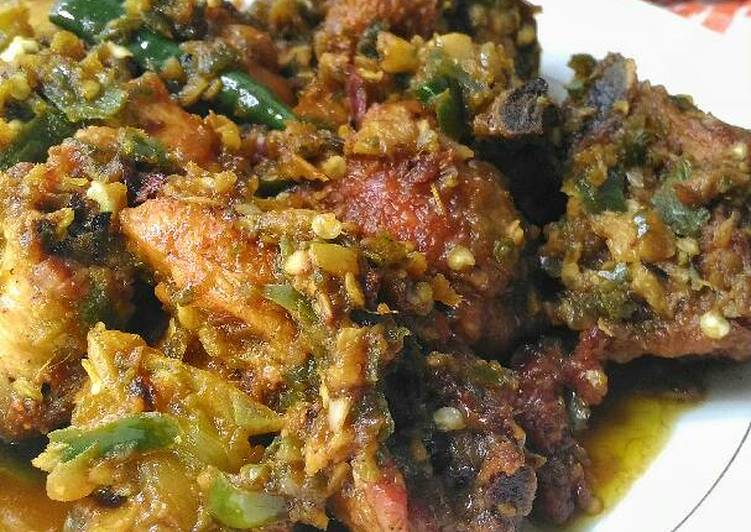 Hasil gambar untuk Resep Ayam Goreng Masak Cabe Ijo