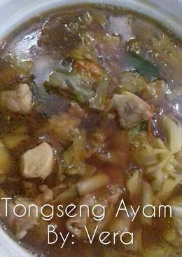 Tongseng Ayam