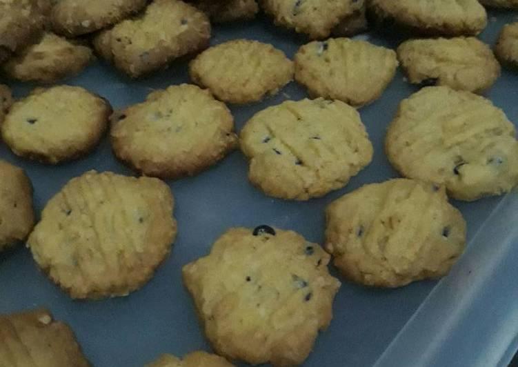 Resep Oat cookies Dari Wulan Damayanti