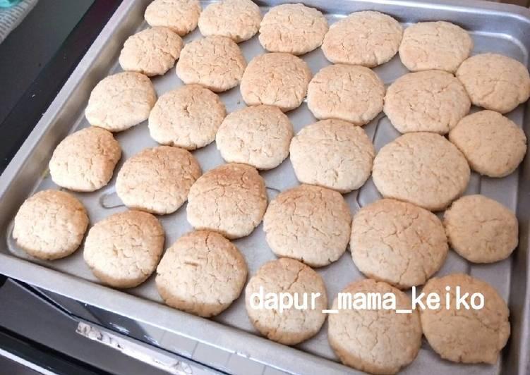 Resep Cookies Oat Keju Sayang Anak Oleh Dapur Mama Keiko