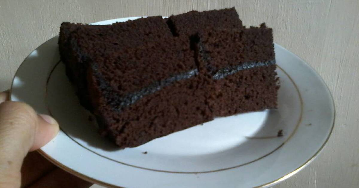 resep kue kukus brownies