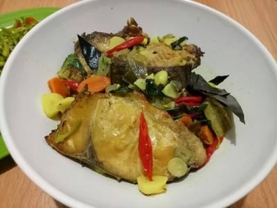 Mangut Ikan Asap #SeafoodFestival