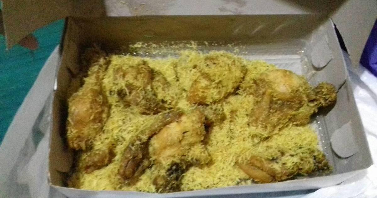 ayam goreng kelapa   201 resep   cookpad