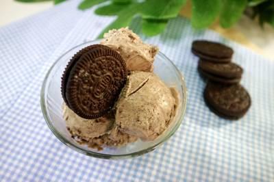 Oreo Ice Cream Homemade Pakai 3 Bahan
