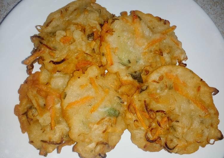 Resep Bakwan sayur praktis oleh Emiliasiwidy Resep Bakwan sayur praktis Dari Emiliasiwidy